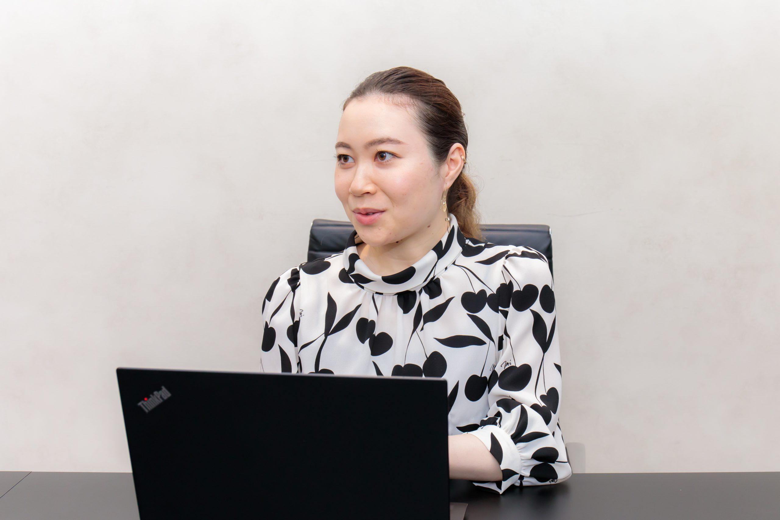 レバレジーズ株式会社 マーケティング部 CRMチーム 吉野 めぐみ さん